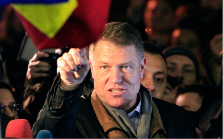 Romania's PM concedes defeat in runoff
