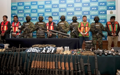 Thumbnail image for Opinion: Mexican drug cartels are worse than ISIL