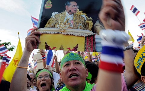 Thumbnail image for Military court jails Thai Web radio host for insulting king