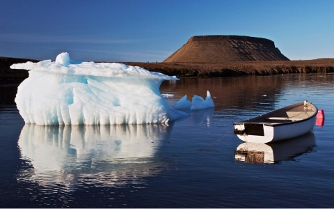 Thumbnail image for Climate change threatens Arctic food security and culture
