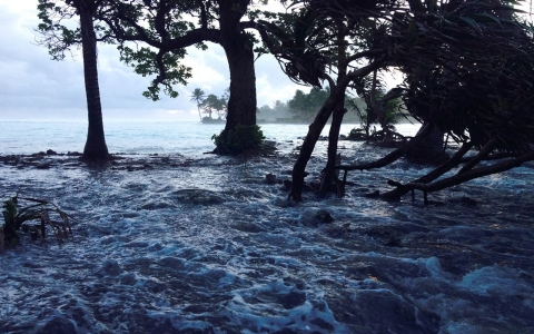Thumbnail image for Report: Climate change may trigger 'abrupt' worldwide consequences