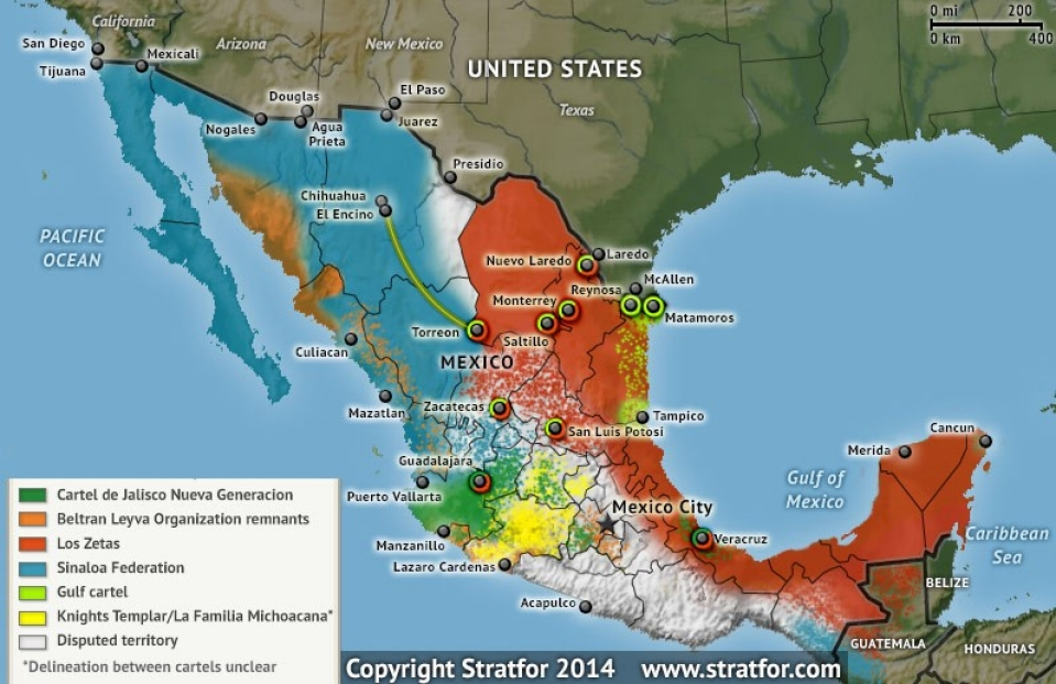 Transnational Gang Transfer: El Salvador and the United States