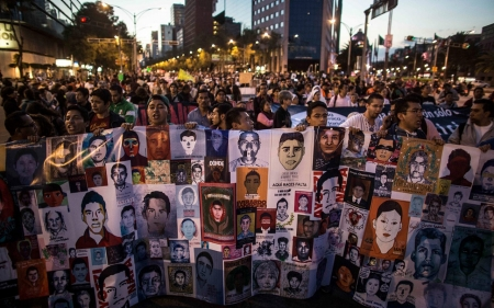 The rebel spirit driving Mexico's protests has deep roots