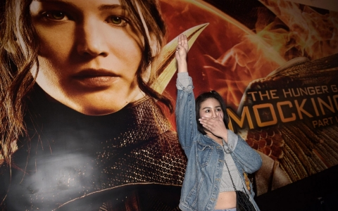 Thumbnail image for UN blasts Thai junta for detentions over 'Hunger Games' salute