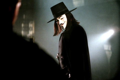 Anonymous, hackers, protest, Guy Fawkes, Vendetta
