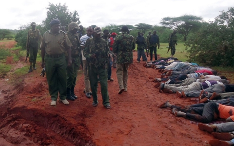 Thumbnail image for Al-Shabab denies claim that 100 members killed by Kenyan forces
