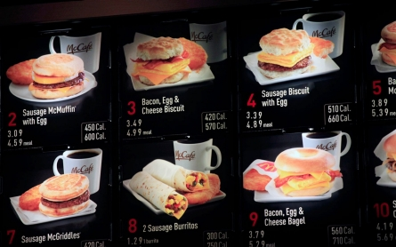 FDA to require calorie counts on menus across the US
