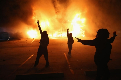 Thumbnail image for Think riots have never caused change in America? Think again