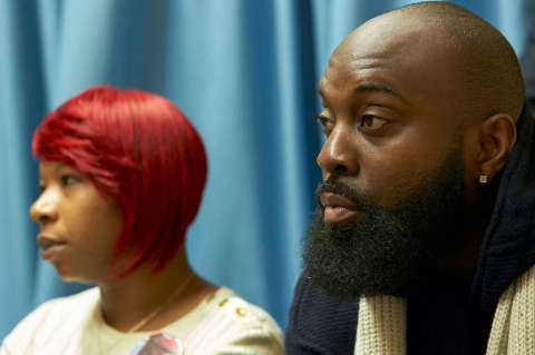 Thumbnail image for Michael Brown's parents vow to 'keep fighting' for justice
