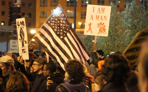 Thumbnail image for Lawmakers urge calm, offer few policy prescriptions in wake of Ferguson