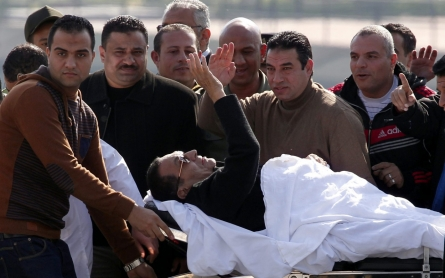 Egyptian court dismisses charges against Mubarak