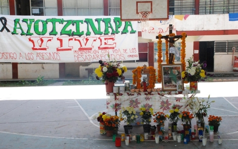 Ayotzinapa Normal School