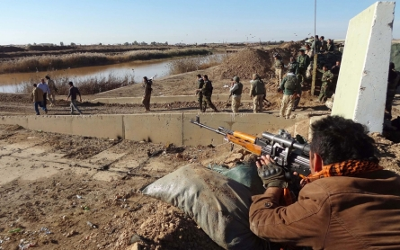Kurdish fighters retake five Iraqi villages from ISIL