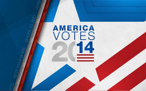Thumbnail image for America votes 2014