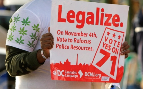 Thumbnail image for Legal pot wins in Oregon, Alaska and Washington, DC