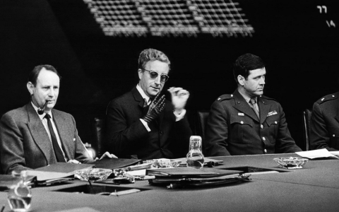 Thumbnail image for The Cold War movie classics: Dr. Strangelove, The Deer Hunter and more