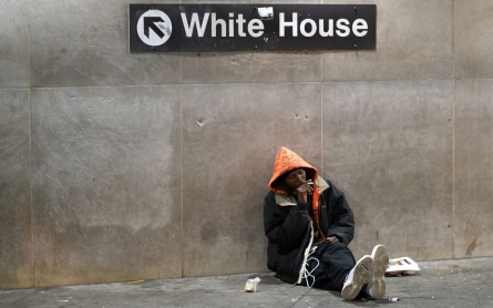 Hunger and homelessness rise in several US cities