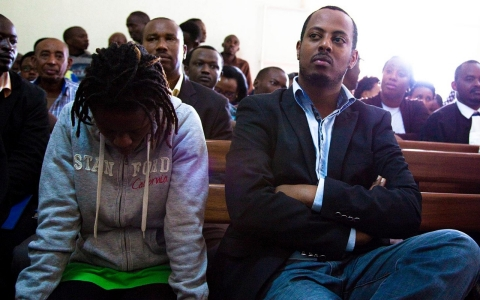 Thumbnail image for Dissident 'choirboy': Rwandan gospel star on trial