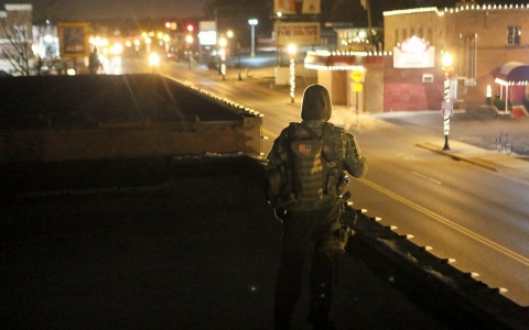 Thumbnail image for In Ferguson, Oath Keepers draw both suspicion and gratitude