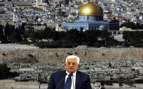 Thumbnail image for New UN move reflects Palestinian leadership's crisis