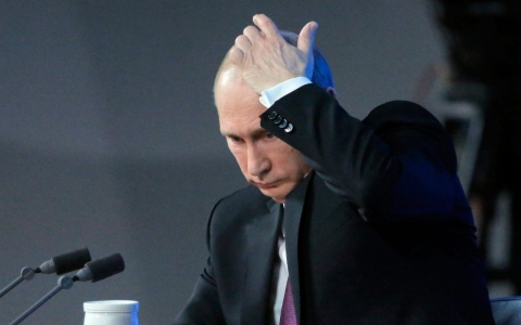 Thumbnail image for Putin promises Russian economy will rebound, but doesn't specify how