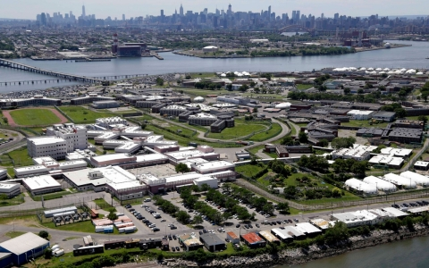 Thumbnail image for US sues NYC over teen treatment at Rikers Island jails