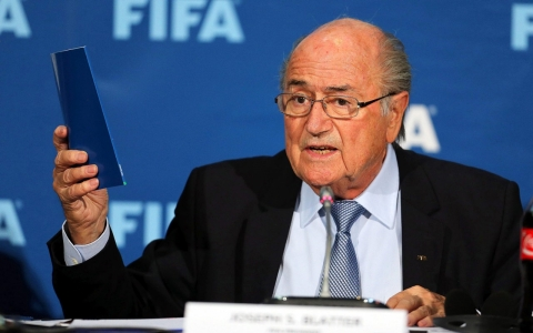 Thumbnail image for FIFA to release corruption report but will not reconsider host venues