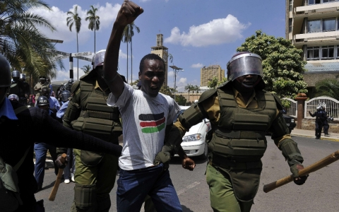 Thumbnail image for Kenyan president signs controversial national security law