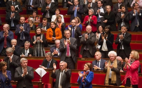 Thumbnail image for French lawmakers urge recognition of Palestinian state