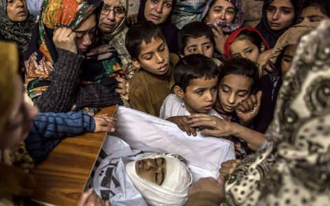 Thumbnail image for 'All our homes are mourning': The aftermath of the Peshawar tragedy