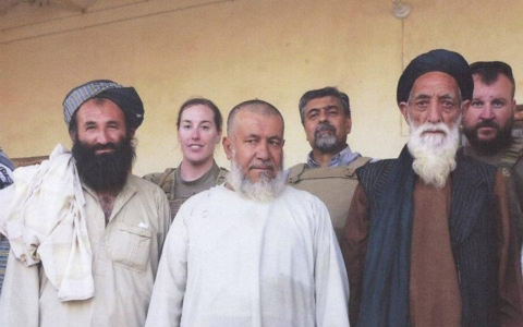Thumbnail image for US releases four Gitmo detainees, sends them back to Afghanistan