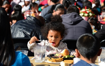 School meal break pushes millions of children toward holiday hunger