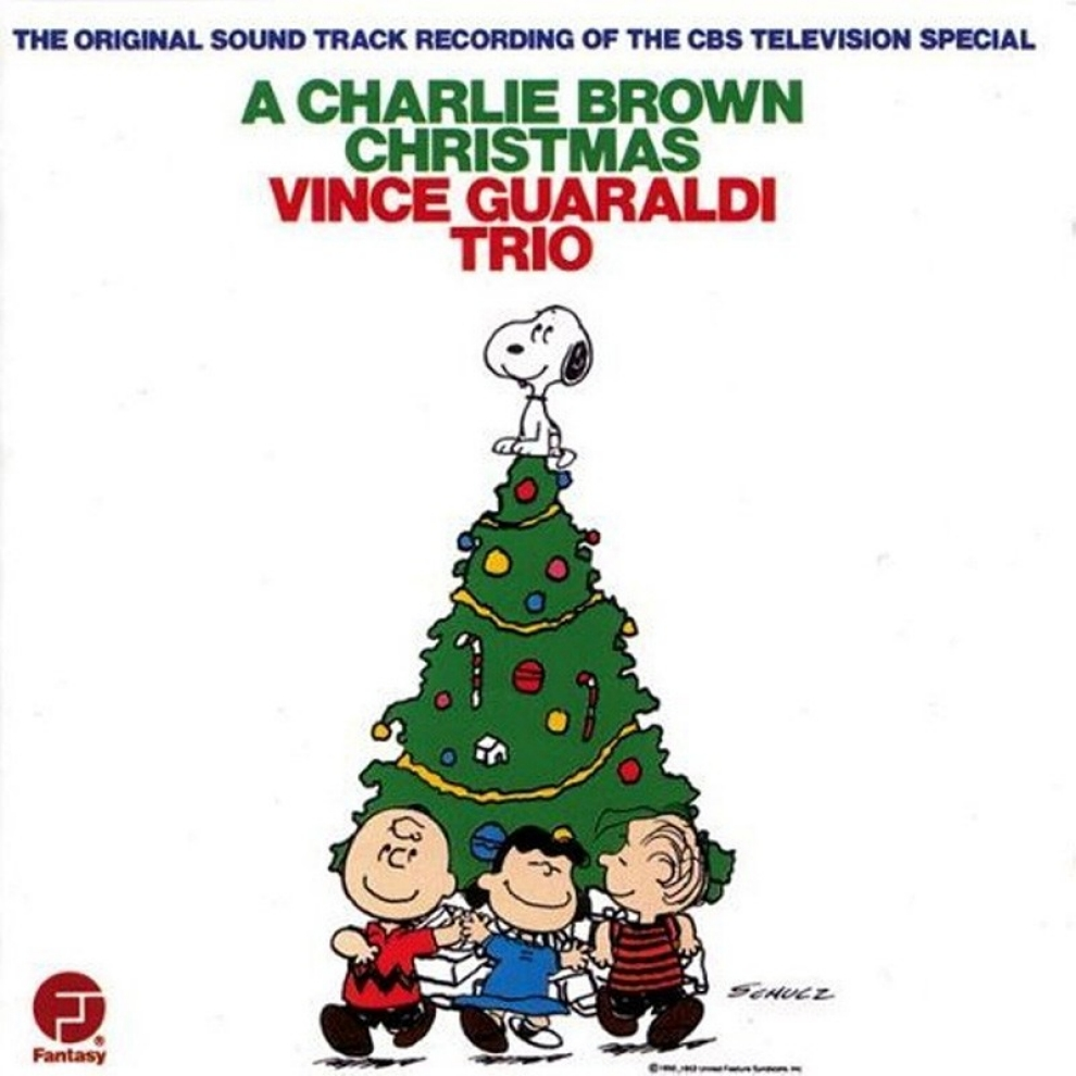 O come all ye fans of A Charlie Brown Christmas soundtrack | Al ...