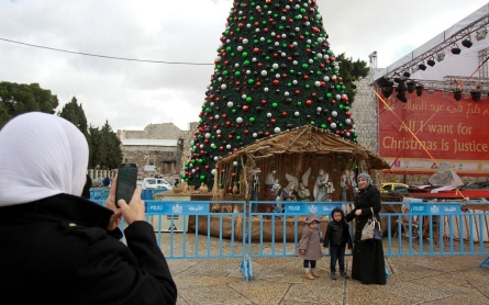 Come ye, oh come ye to Bethlehem: Palestinians seek tourism boom