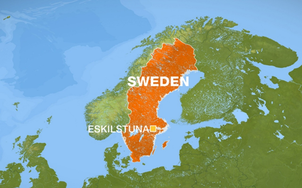 Swedish Mosque Set Ablaze Five Injured Al Jazeera America - Sweden map eskilstuna