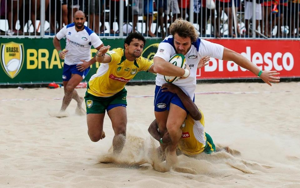 Brazilian rugby