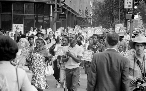 Thumbnail image for How the labor and civil rights movements found solidarity