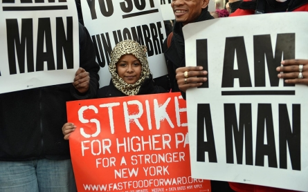 Unions and civil rights groups find common ground on low-wage work