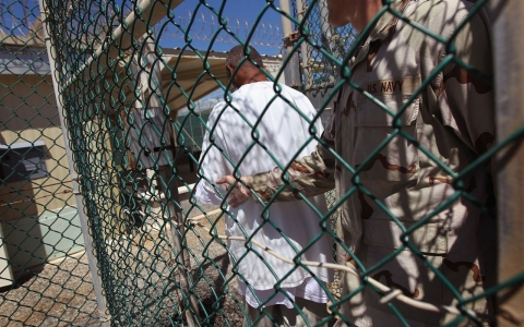 Thumbnail image for US resettles five Guantánamo prisoners in Kazakhstan