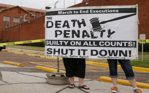 Thumbnail image for US executions fall to 20-year low as death penalty politics shift