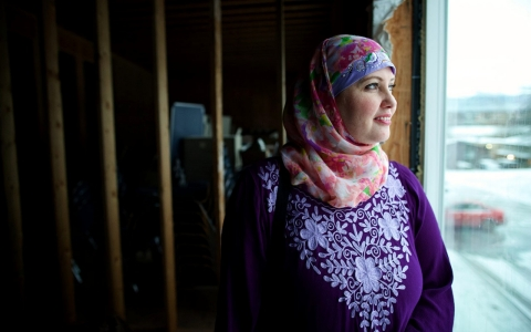 Thumbnail image for Alaskan Muslims raising the roof of state's first mosque