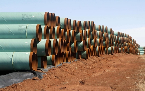 Thumbnail image for State Department environmental review OKs Keystone XL pipeline