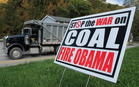 Thumbnail image for West Virginians say they don't fault coal industry for water crisis