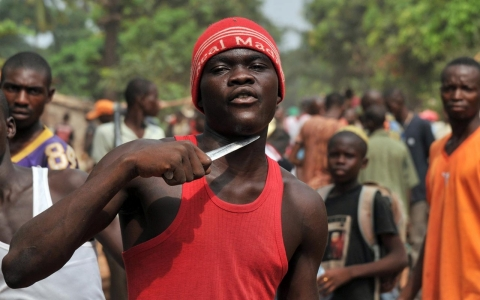 Thumbnail image for Amnesty: Muslims face 'ethnic cleansing' in Central African Republic