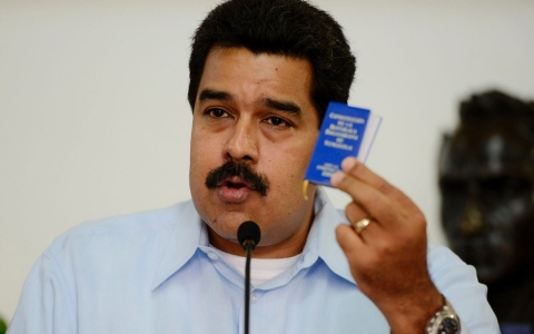 Thumbnail image for Venezuela's Maduro seeks new powers