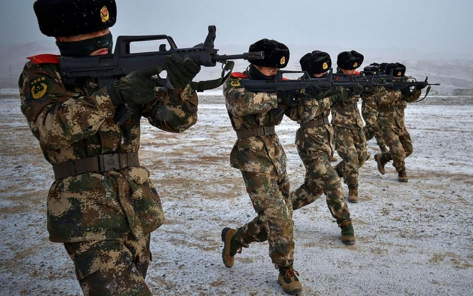 terrorism in xinjiang