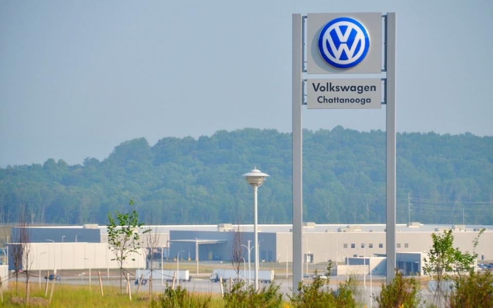 Tenn. lawmaker steps up anti-union rhetoric in Volkswagen vote | Al Jazeera America