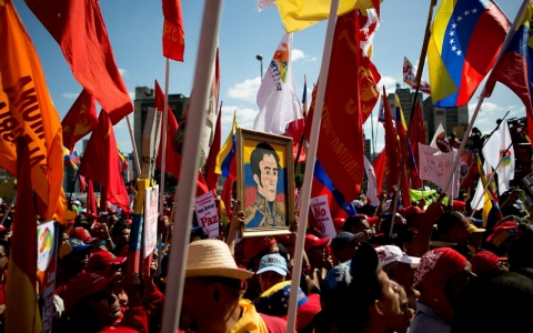 Thumbnail image for White House: US not backing Venezuela opposition protests