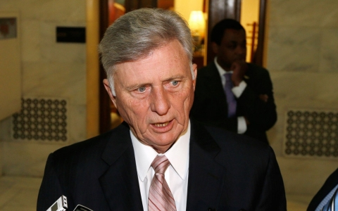 Arkansas Gov. Beebe