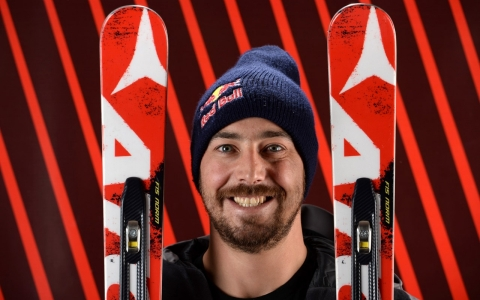 U.S. Olympic skicross athlete John Teller.